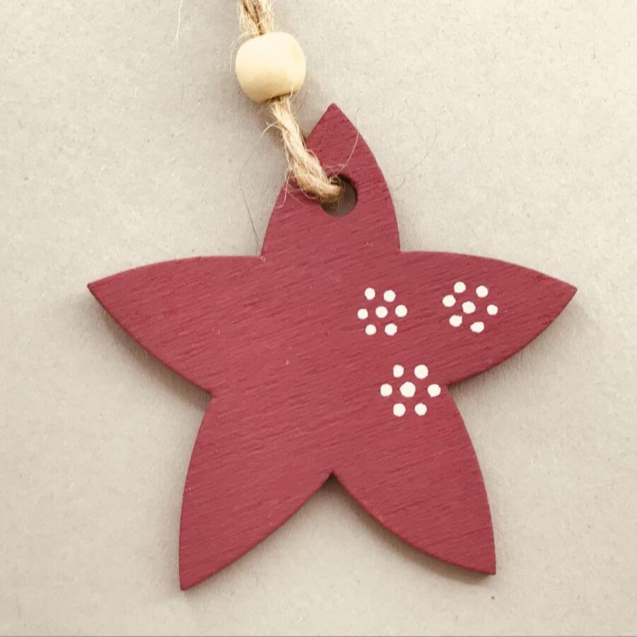 Hvězdička – Rojo