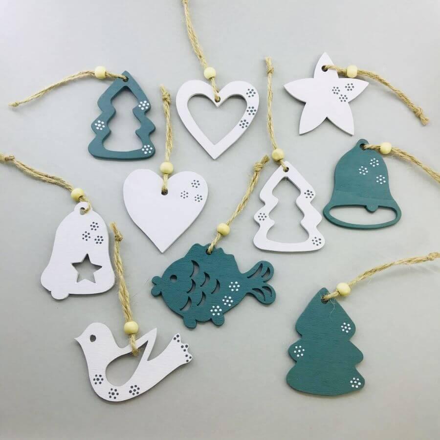 Vánoční ozdoby – Verde