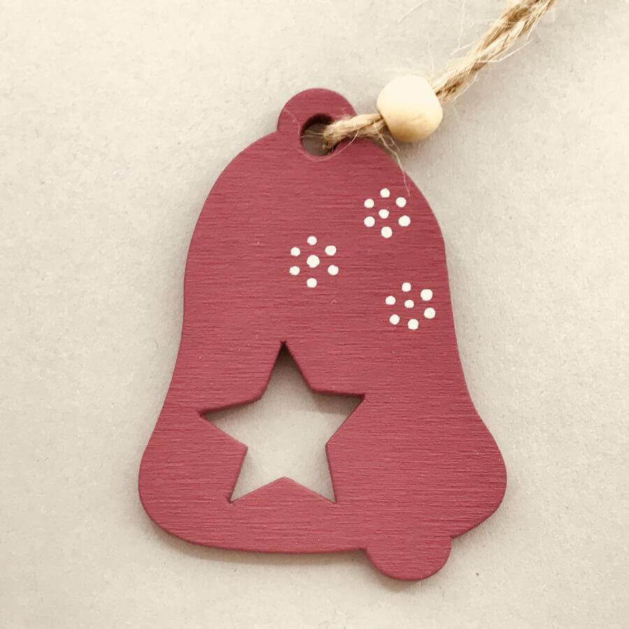 Zvoneček hvězda- Rojo