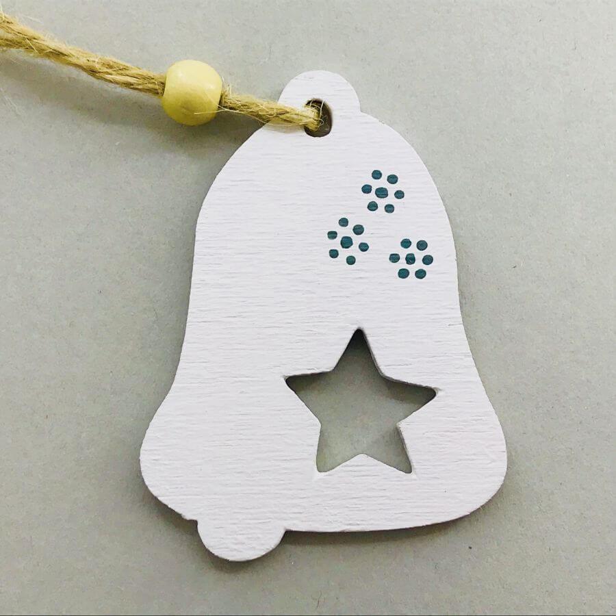 Zvoneček shvězdou- Verde
