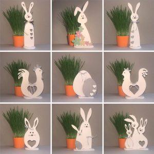 Velikonoční dekorace / jarní dekorace