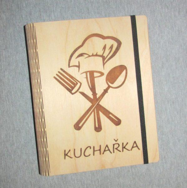 dreveny blok kucharka